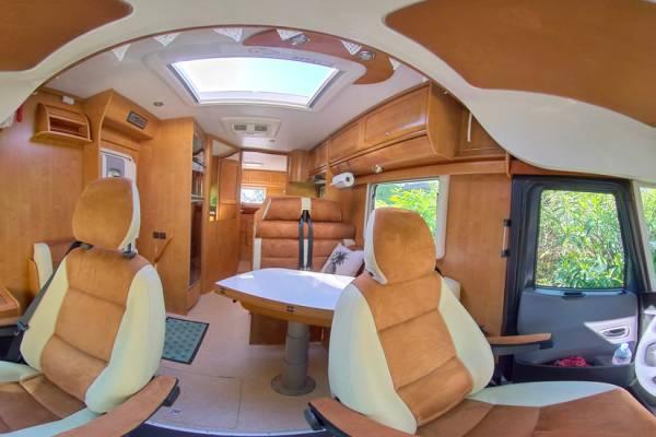 Price and cost Gerard Aldebert V\u00e9hicules, Camping Car