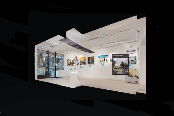 Price and cost Serge WOJTOWICZ Visite 3D Matterport Studio (<50 m2)