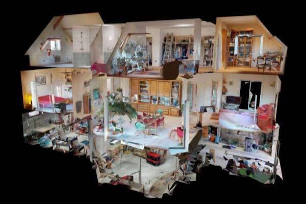 Price and cost Serge WOJTOWICZ Visite 3D Matterport (200-300m2)
