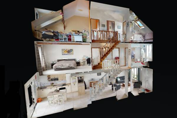 Price and cost Serge WOJTOWICZ Visite 3D Matterport (100-200m2)