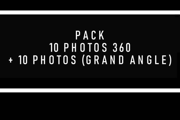 Price and cost Sandra rossi correia SHOOTING PHOTO 360\u00b0 :  10+10