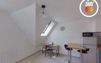 Ref 0274 -  Location Studio Beauvais - entièrement rénové à neuf