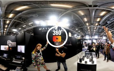 Hasselblad - Klapty : Create to Inspire ! in 360 degrees!
