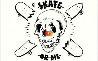 Skate Park By Night