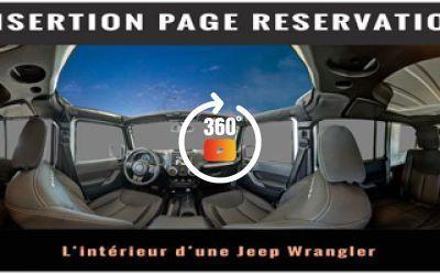 Visite 360 Jeep Wrangler