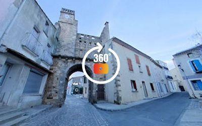 Centre historique de Sauvian
