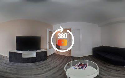 VR 360 Appartement T5