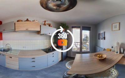 VR 360 Appartement T2 Bron