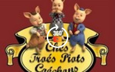 Restaurant ches 3 piots coechons