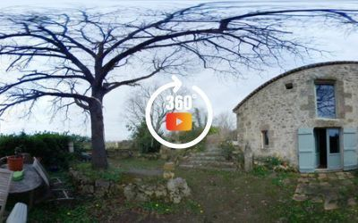 Visite Propriété  construite aux alentours du 16eme siècle