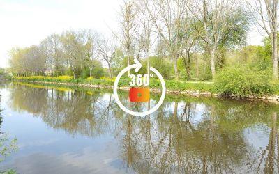 Canal d'Ille-et-Rance Saint-Grégoire
