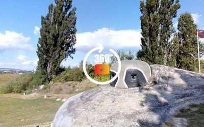 "Bunker BS-8 \""Hřbitov\"