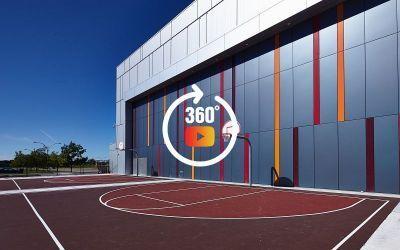 © David Braley Athletic & Recreation Centre Terms of Use     Rotate view 2 1 David Braley Athletic & Recreation Centre