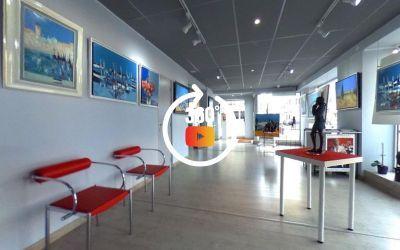 Galerie d'art à Toulon