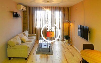 Interactive panorama tour - Apartment