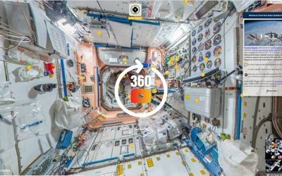 Station Spatiale Internationale (ISS) ​