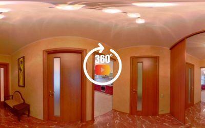 Appartement dans la rue Maklina, maison 36, Russie. Kirov