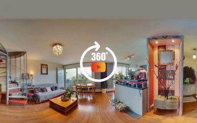 visite virtuelle appartement démo