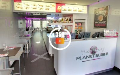Planet Sushi - Caen