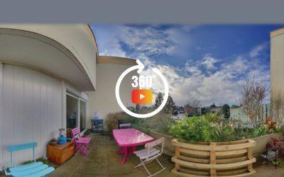 visite virtuelle appartement Saint-Grégoire