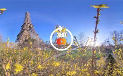 FRANCE Paris Spring arrive