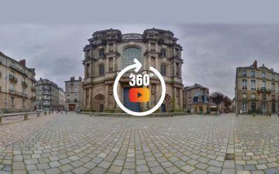 Cathédrale Saint-Pierre Rennes