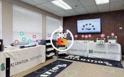 Datamation Showroom Virtual Tour