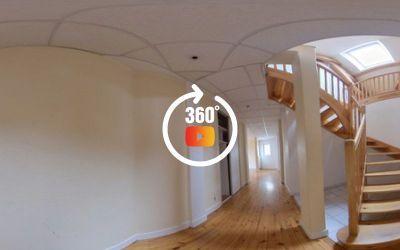 Appartement T5 en duplex 163m²