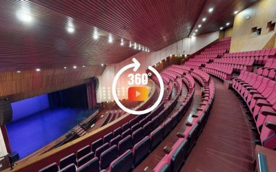 Teatro municipal Quijano - Ciudad Real