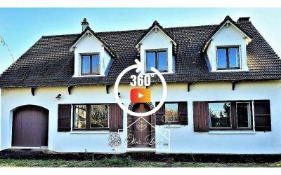 Maison 230m² sur terrain 770m²