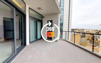 An apartment in Malta