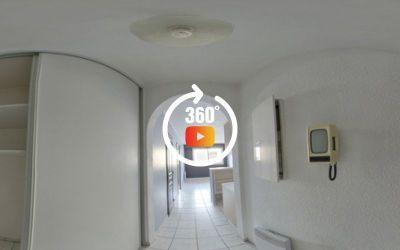 "Location appartement T2 résidence \""Santa Maria\"
