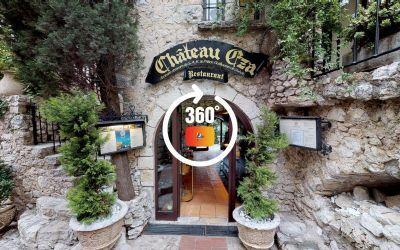 Château Éza