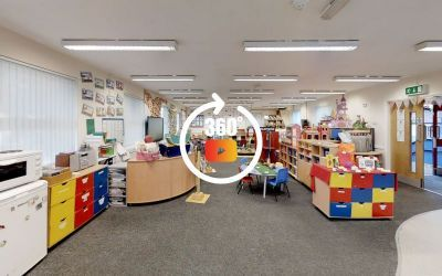EYFS - Bridgewater School, Worsley