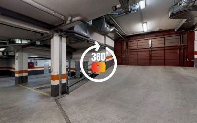 Secured Underground Parking, El Tarter, Andorra