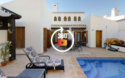 3 Bedroom Villa, North-facing, El Valle Golf Resort