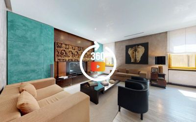 Millenium Design Apartment, Rome