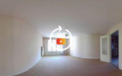 Appartement 60 m², 3 pièces secteur Tristan Bernard