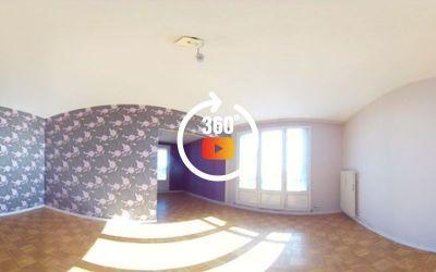 Quartier Saint-Claude, appartement 4 pièces de 69 m² avec balcon et garage