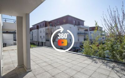 Location appartement 3P à Obernai