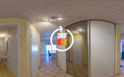 Superbe-appartement en attique de 5,5 pièces au centre de Monthey (VS)