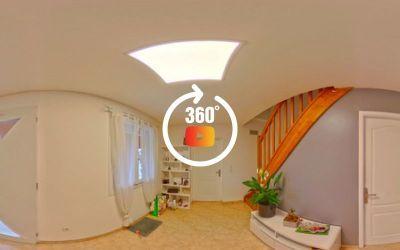Maison 168 m² 6 pièces 3 faces