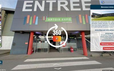 Artois Expo (salles et salons événementiels)