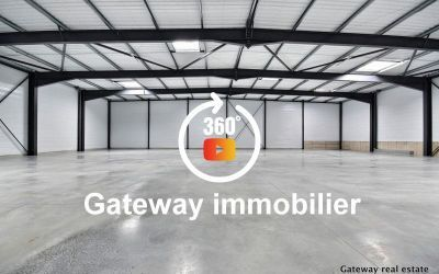 LOCAL ENTREPOT 1 000 m2 0 MOZAC  FRANCE