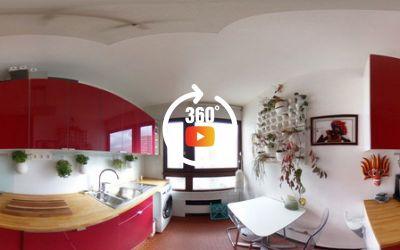 Appartement 75m2 - 4 pièces\/2chambres - Situé en étage élevé.