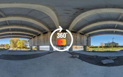 Pont de l'autouroute 25