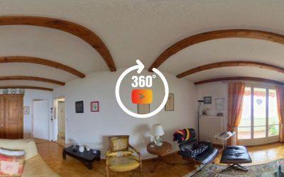 Magnifique attique de 4,5 pièces à Gorgier-NE, vue panoramique