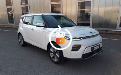 Démo Kia e-Soul 2020 électrique 64 kWh