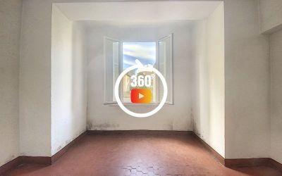 En Corse à Ajaccio, sur le Cours Napoléon, un appartement de type F3 de 70 m².