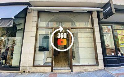 En Corse à Ajaccio le droit au bail d'un local, Emplacement n°1 ! sans travaux ! loyer 700 € !